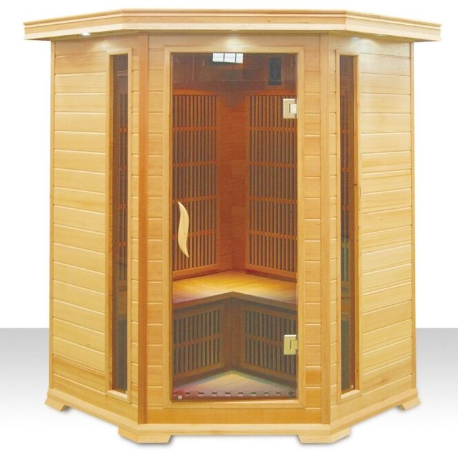 galerie photos notre s lection de saunas pour les. Black Bedroom Furniture Sets. Home Design Ideas