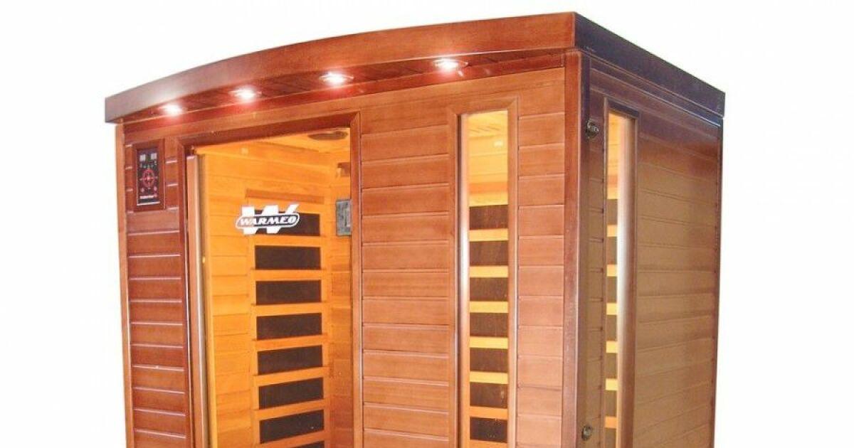 sauna pour maison grande maison de vacances pour. Black Bedroom Furniture Sets. Home Design Ideas
