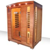 Sauna infrarouge Cedawarm 3 places de Warmeo