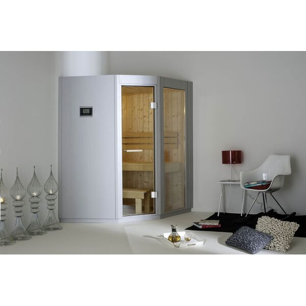 sauna infrarouge frendy par freixanet. Black Bedroom Furniture Sets. Home Design Ideas