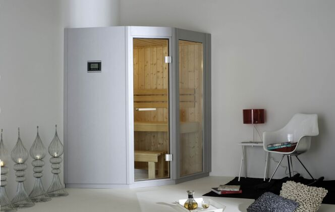 Sauna infrarouge Frendy par Freixanet DR