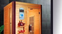 Sauna infrarouge Prince 2 places