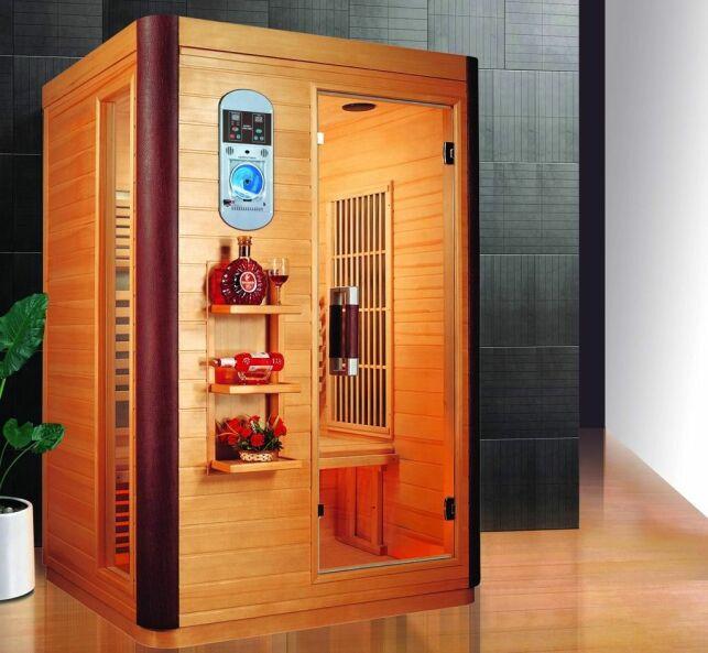 Sauna infrarouge Prince 2 places