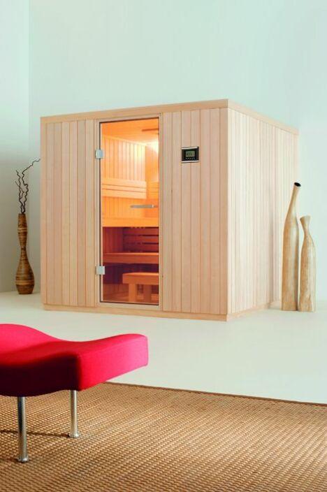 """Sauna intérieur Casual par Freixanet<span class=""""normal italic petit"""">DR</span>"""