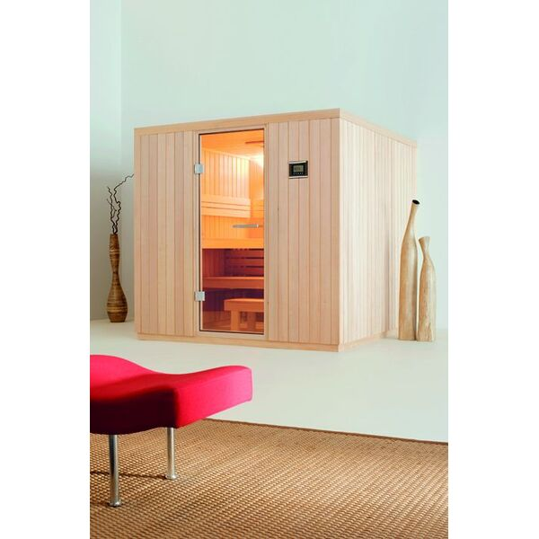 sauna int rieur casual par freixanet. Black Bedroom Furniture Sets. Home Design Ideas