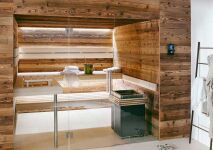 Sauna Lambris Design Plus, par Clairazur