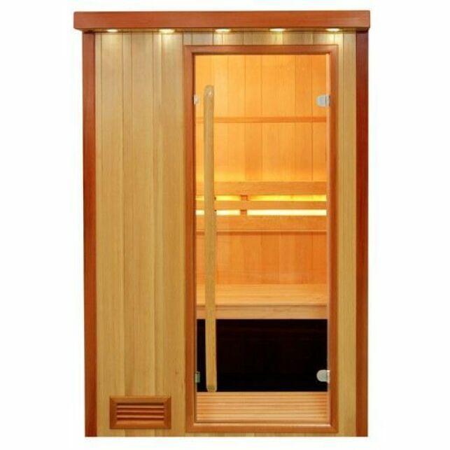 Sauna vapeur Oulou 2 places
