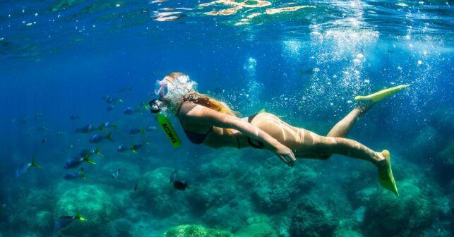 Scorkl est un accessoire révolutionnaire pour respirer sous l'eau.