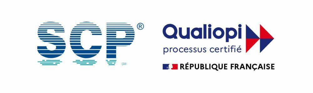 SCP Academy est désormais certifiée Qualiopi© SCP / Qualiopi