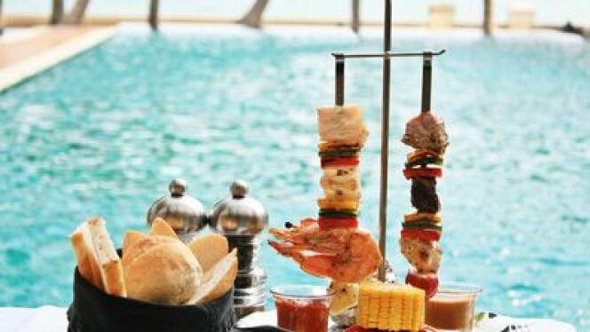 """Se baigner après manger : un réel danger ?<span class=""""normal italic petit"""">© beerry - Fotolia.com</span>"""