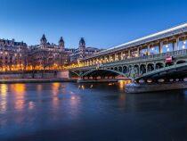 Se baigner dans la Seine