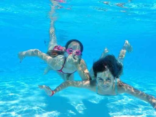 Se filmer sous l'eau : les caméras étanches