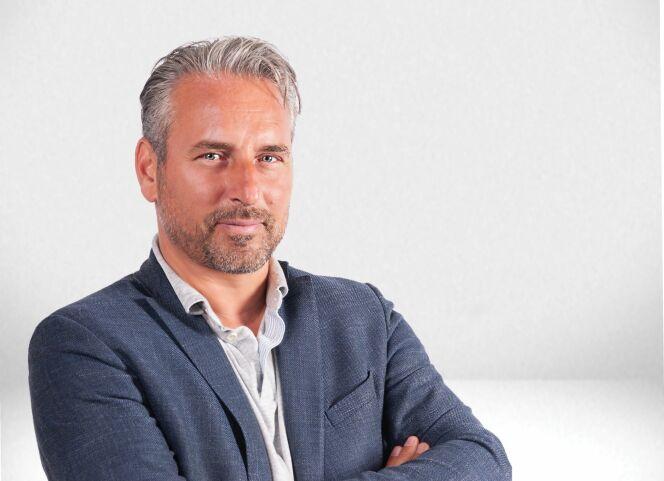Sébastien Gauthier, nouveau directeur de Pentair