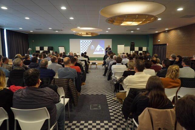 Séminaire annuel Mondial Piscine : un réseau actif et ambitieux !