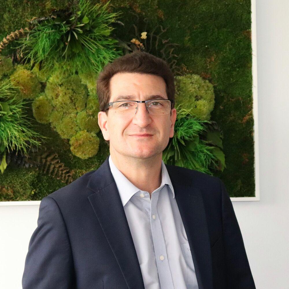 Serge Zwingelstein, nouvel attaché commercial Bayrol pour les Hauts-de-France, la Normandie et l'Ile de France© Bayrol