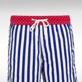 Short de bain enfant garçon drapeau américain