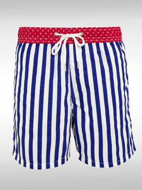 "Short de bain enfant garçon drapeau américain<span class=""normal italic petit"">© Soobaya</span>"