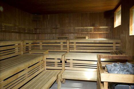 "Sauna à Siebentälertherme - Bad Herrenalb<span class=""normal italic petit"">DR</span>"