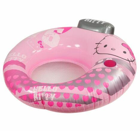 Siège de piscine gonflable Hello Kitty