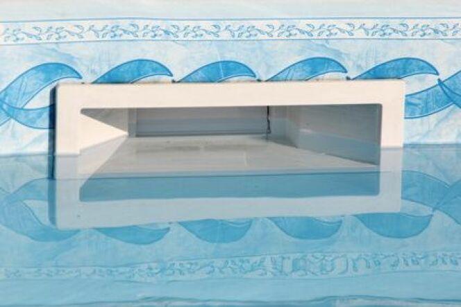 Skimmer de surface pour piscine hors-sol