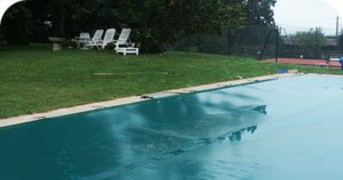 couverture pvc de s curit piscine skin extrem albig s. Black Bedroom Furniture Sets. Home Design Ideas
