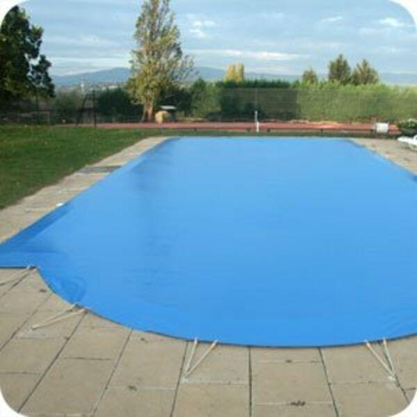 Couverture d hivernage et de s curit piscine skin cold for Piscine 10x5