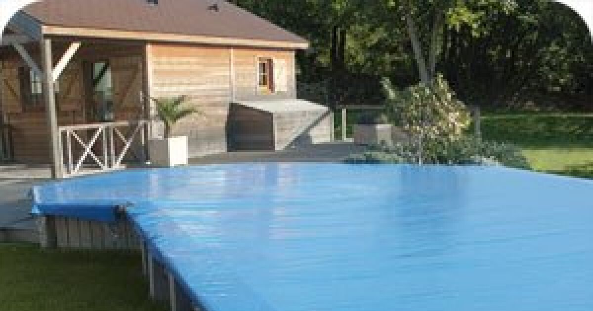 couverture pvc de s curit piscine skin w 39 one albig s. Black Bedroom Furniture Sets. Home Design Ideas