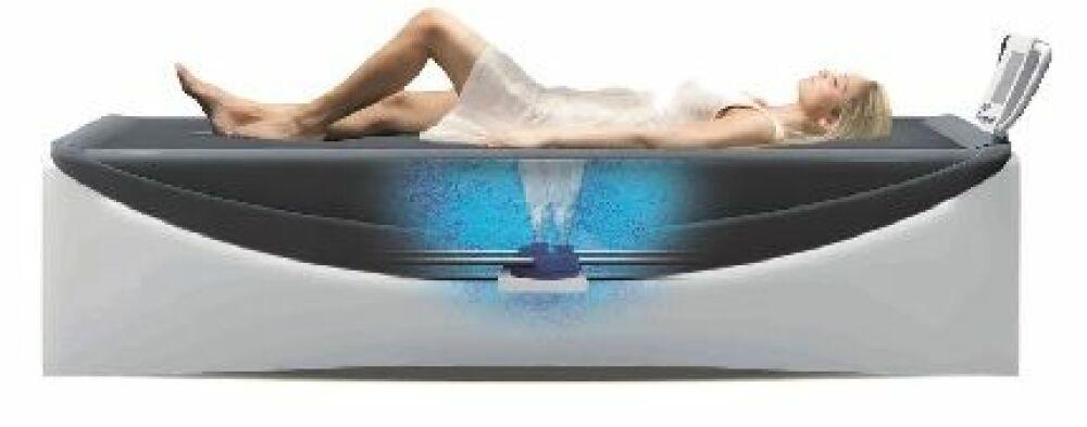 Smart Body et son lit hydro-massant © SmartBody