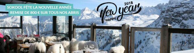 Sokool vous offre 800€ se remise pour la nouvelle année