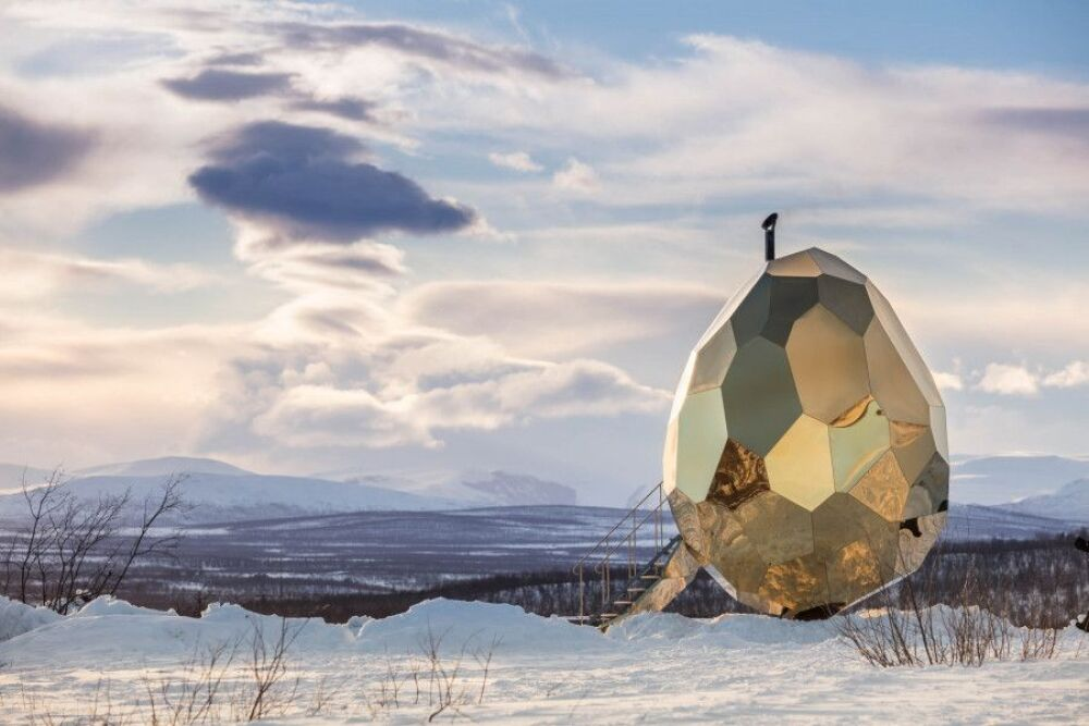 Solar Egg© Jean-Baptiste Béranger - Bigert & Bergström