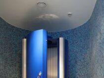 Le solarium vertical : bronzer debout