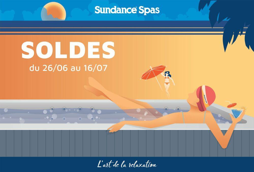 Soldes Sundance Spas© Sundance Spas