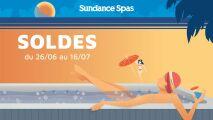 Soldes Sundance Spas