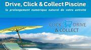 Une solution de Drive / Click & Collect pour les pisciniers