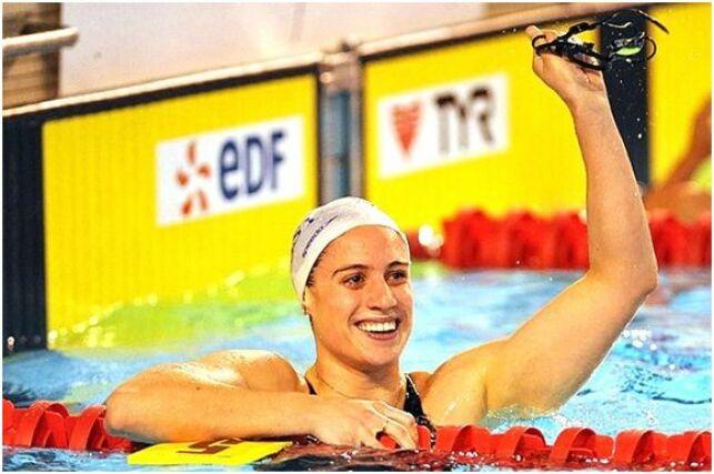 Sophie De Ronchi : son retour dans les bassins !