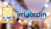 Soutenez Irrijardin au concours de la meilleure chaîne de magasins 2018-2019 !