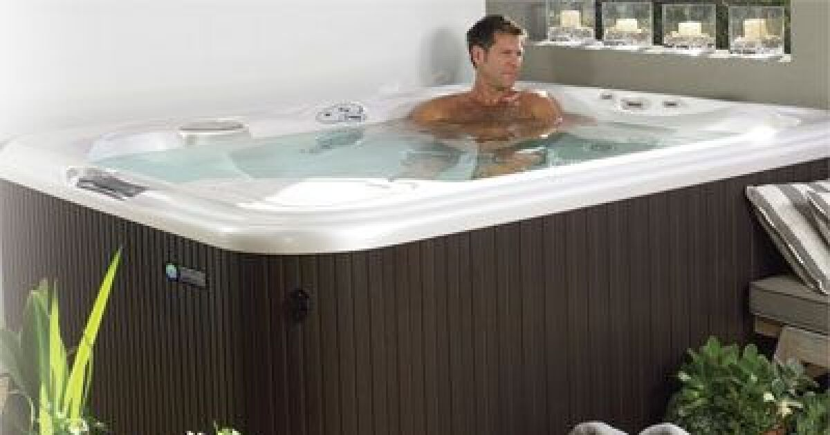 spa 5 places prodigy de hotspring. Black Bedroom Furniture Sets. Home Design Ideas