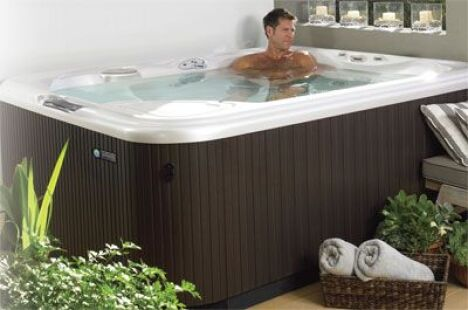 """Spa 5 places Prodigy<span class=""""normal italic petit"""">© Hotspring</span>"""