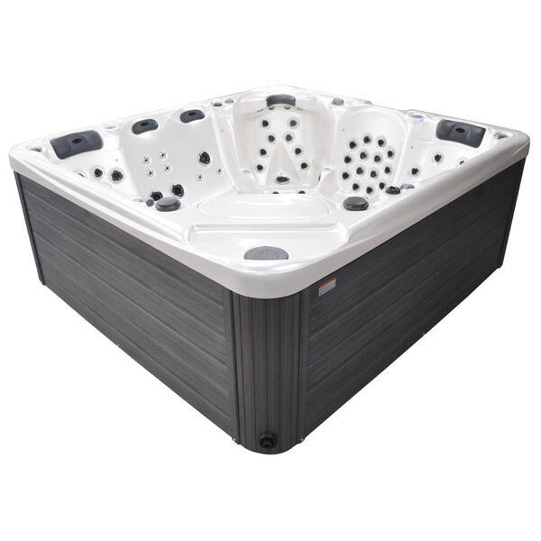 spa 6 places eterniy de blue lagoon spas. Black Bedroom Furniture Sets. Home Design Ideas