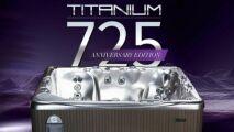 Spa BeachComber 725 Titanium