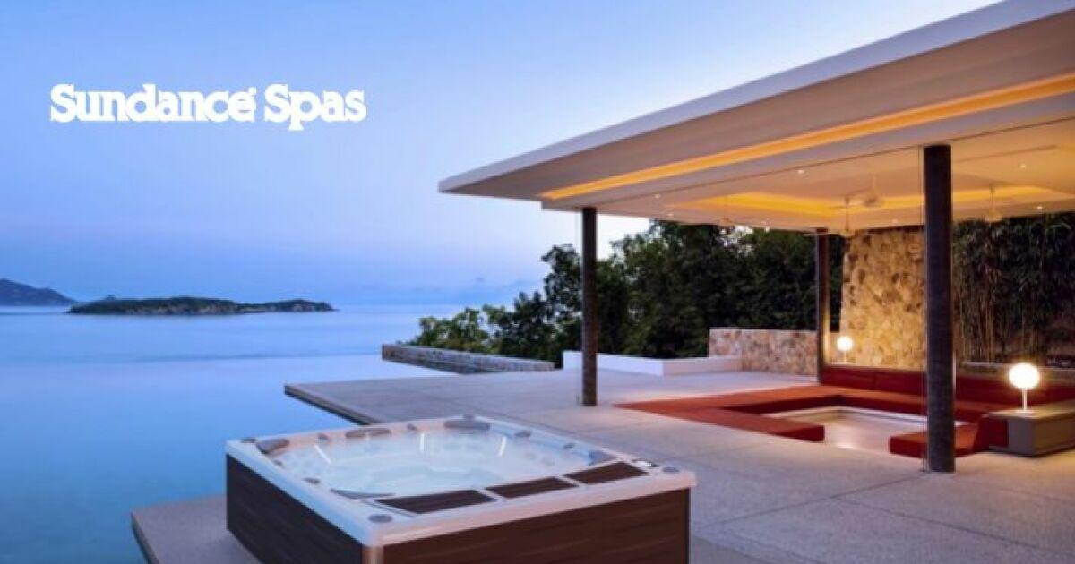 spa claremont s rie 980 de sundance spas. Black Bedroom Furniture Sets. Home Design Ideas