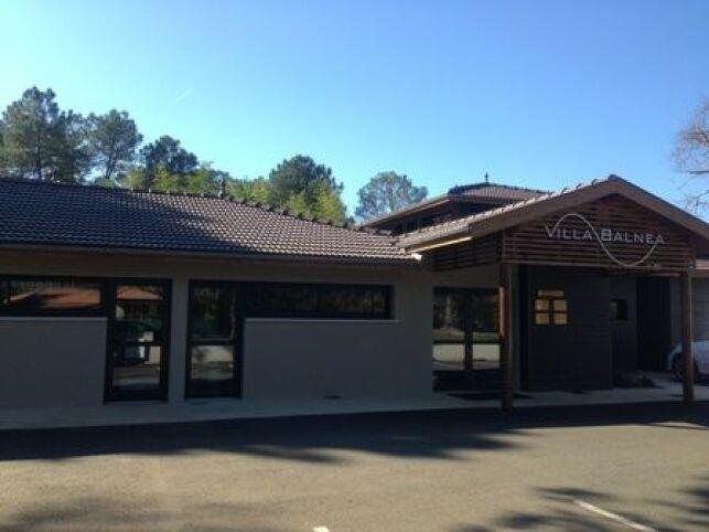 Spa et remise en forme aquatique Villa Balnea à Lanton
