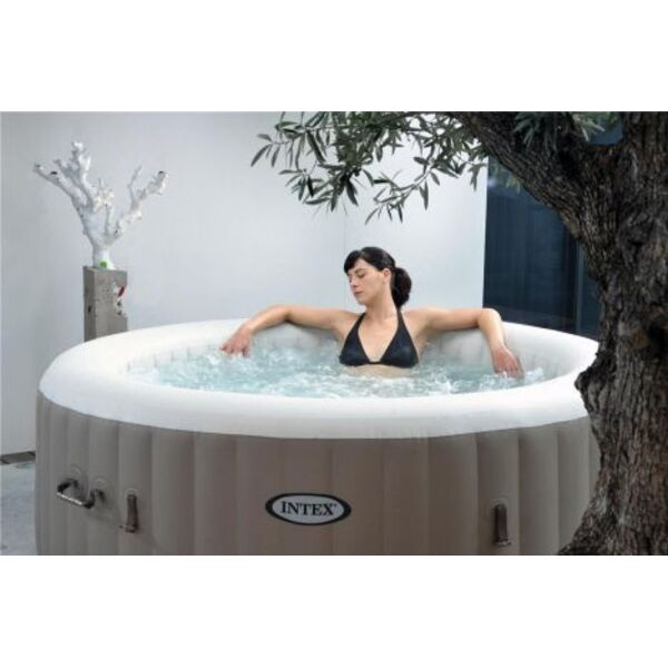 Spa gonflable discount maison design - Spa gonflable occasion ...