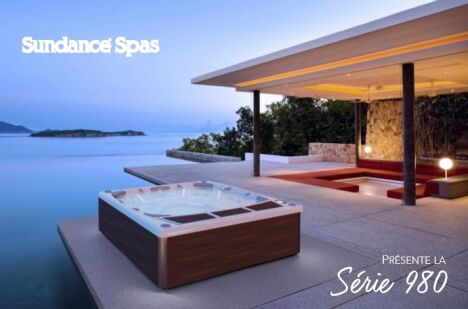 "Spa Kingston - Série 980 de Sundance Spas  <span class=""normal italic petit"">© Sundance Spas</span>"