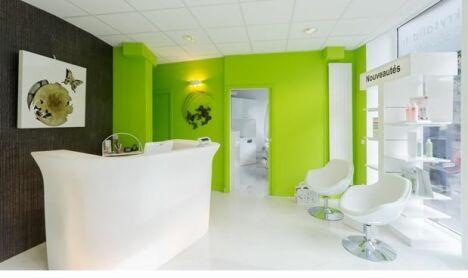 Intérieur du Spa Krysalid de Paris