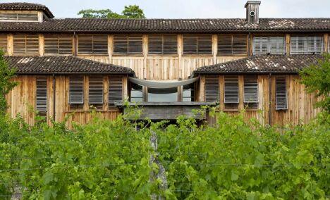 """Spa """"Les Sources de Caudalie"""" à Bordeaux-Martillac<span class=""""normal italic petit"""">DR</span>"""