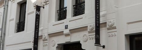Spa Nuxe de l'hôtel de Nell à Paris