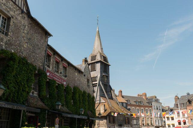 Spa Nuxe Les Maisons de Léa**** à Honfleur