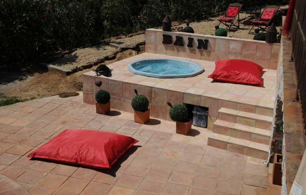Spa Olympia par Clair Azur : pour un moment de détente à l'ambiance des bains romains© Clair Azur