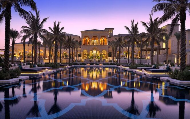 Spa One & Only à Dubai